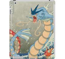 The Great Wave II iPad Case/Skin