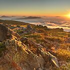 The mile high mountains of Moroka by Kevin McGennan