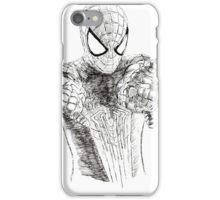 Spider-Man art iPhone Case/Skin