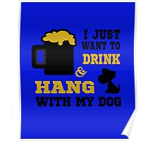 Beer And My Dog 2 Poster
