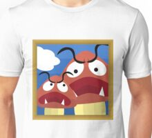 Tiny Huge Island, A Super Mario 64 Painting Unisex T-Shirt