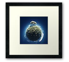 Earth FA Framed Print