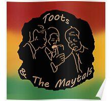 Singing Reggae - (Re-issued) Poster