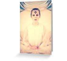 Childlike Empress Greeting Card