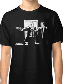 Dead Fiction - White #1 Classic T-Shirt