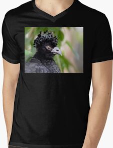 Strange Bird Mens V-Neck T-Shirt