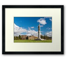 Our Lady of Penrhys Framed Print