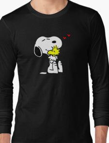 Snoopy Love Long Sleeve T-Shirt