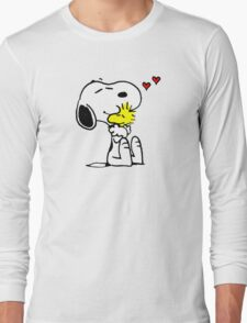 Snoopy Love Long Sleeve T-Shirt