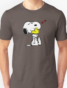 Snoopy Love Unisex T-Shirt