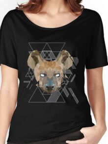 GeoHyena Women's Relaxed Fit T-Shirt