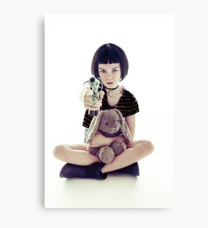 Mathilda Lando Canvas Print