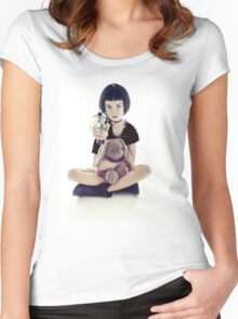 Mathilda Lando Women's Fitted Scoop T-Shirt