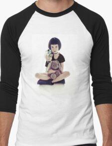 Mathilda Lando Men's Baseball ¾ T-Shirt