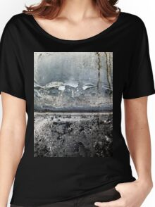 Foggy morning T-shirt femme coupe relax