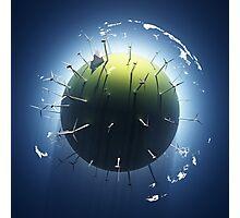 Green Energy Photographic Print