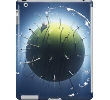 Green Energy iPad Case/Skin