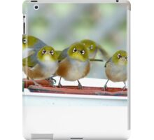 Excuse Me Waiter... But...Where Is The Main Course? - Silver-Eyes - NZ iPad Case/Skin