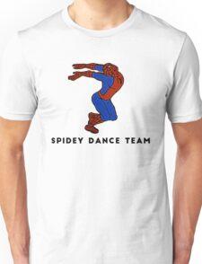 Spidey Dance Team Unisex T-Shirt