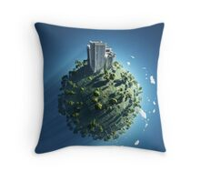 Rise Over Throw Pillow