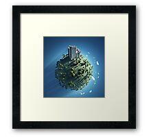 Rise Over Framed Print