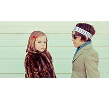 Margot & Richie Tenenbaum Photographic Print
