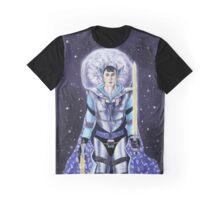 Warrior class man - Mercury Graphic T-Shirt