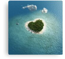 Sweet Island Canvas Print