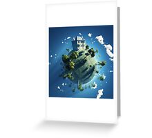 Live On Greeting Card