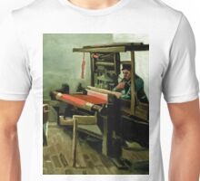 1884-Vincent van Gogh-Weaver-62,5x84,4 Unisex T-Shirt