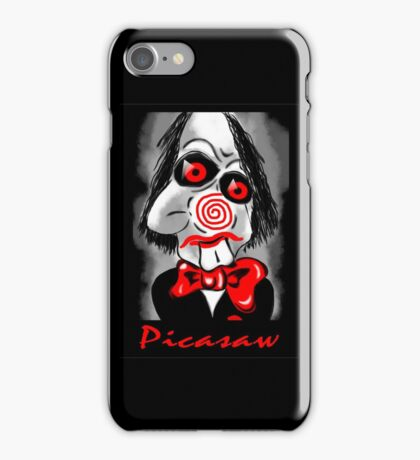 PICASAW iPhone Case/Skin