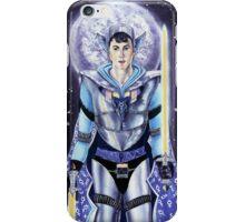 Warrior class man - Mercury iPhone Case/Skin