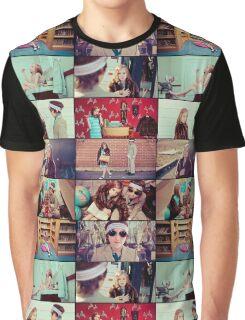 The Royal Tenenbaums Graphic T-Shirt
