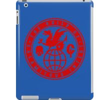 Venture Brothers T Shirt Guild of Calamitous Intent Venture iPad Case/Skin