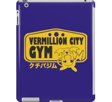 Vermillion City  Gym iPad Case/Skin