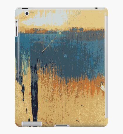 Woody landscape iPad Case/Skin