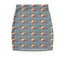 Holding the Apple Up! - Wax Eye NZ - Southland Mini Skirt