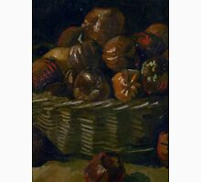 1885-Vincent van Gogh-Basket of apples Unisex T-Shirt