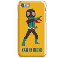 KamenRider iPhone Case/Skin