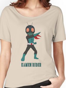 KamenRider Women's Relaxed Fit T-Shirt