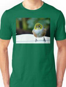 Little boy lost! - Silvereye - Wax Eye - New Zealand Unisex T-Shirt