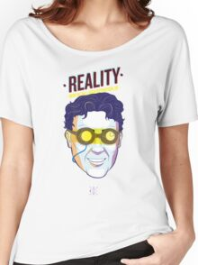 Reality Women's Relaxed Fit T-Shirt