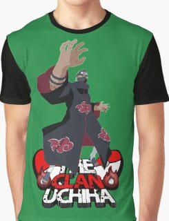 uchiha Graphic T-Shirt