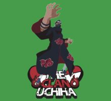 uchiha One Piece - Short Sleeve
