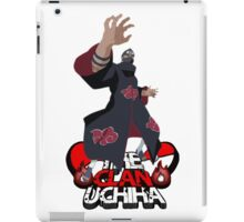uchiha iPad Case/Skin