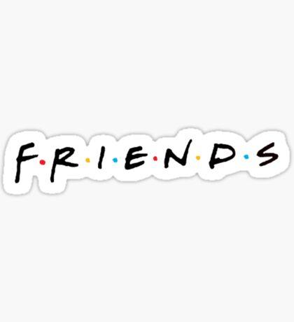 Friends Sticker
