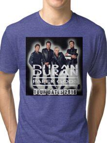 Duran Duran Paper Gods Tour Tri-blend T-Shirt