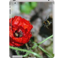 The Bumble & The Poppy - NZ iPad Case/Skin