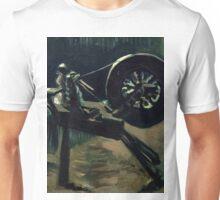 1885-Vincent van Gogh-Bobbin winder-34x44,3 Unisex T-Shirt