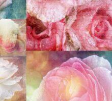 Romatische Rosen - Romantic Roses Sticker